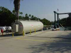 Marina Fuel Tanks