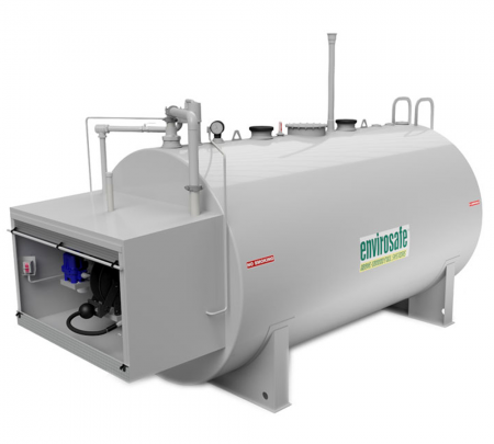 fuel storage systems for commercial fleets