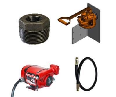 Parts - E-Cube Mobile & Lite