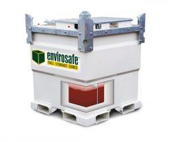 Emergency Transportable Fuel Storage